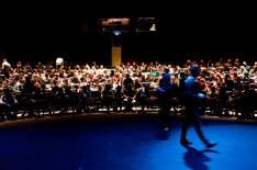 Audience at FM Youth, Winnipeg premiere, Cinemental Film Festival